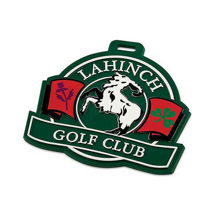 CUSTOM GOLF BAG TAG