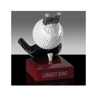 FUNNY AWARD LONGEST DRIVE
