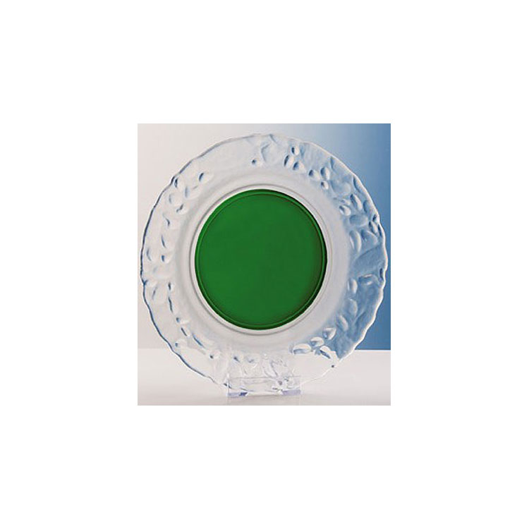 GLAZEN SCHAAL GREEN