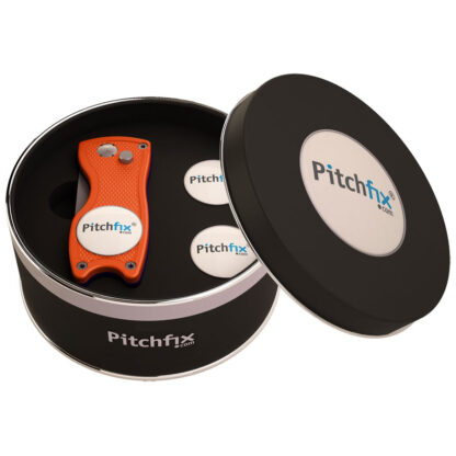 PITCHFIX TIN BOX ROUND