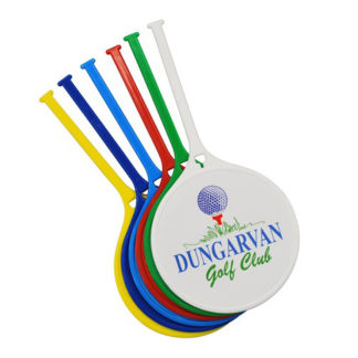 FLEXI GOLF BAG TAG