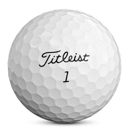 Titleist AVX logo golfballen