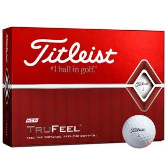 Titleist TruFeel logo golfballen