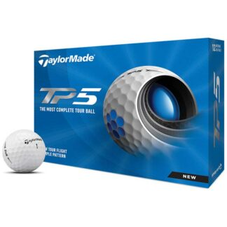 TaylorMade TP5 logo golfballen