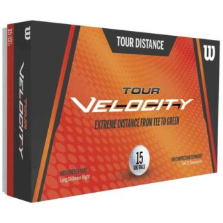 WILSON TOUR VELOCITY DISTANCE
