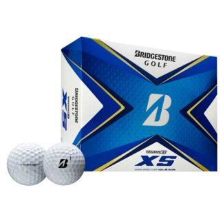 Bridgestone Tour B XS logo golfballen