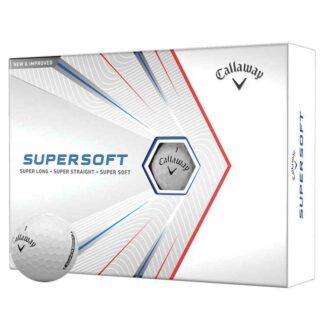 Callaway Supersoft logo golfballen