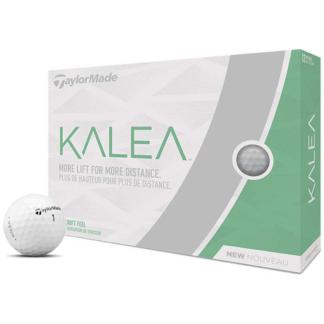 TaylorMade Kalea logo golfballen